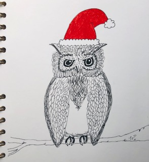 Xmas Owl