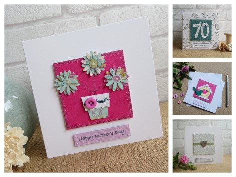 card montage for mothers day